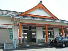 JR Nachi station