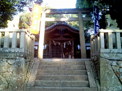 Shioya-oji Shrine
