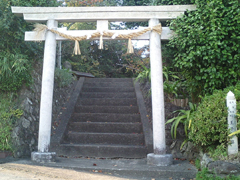 Kumano Kodo (Kano-oji Shrine)