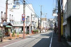 丹鶴商店街