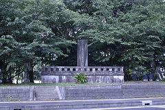 尼将軍の供養碑