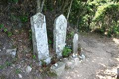 Mitarai Buddhist monuments