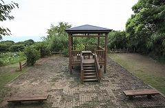 Remains of the Shogoin-no-Miya resting place
