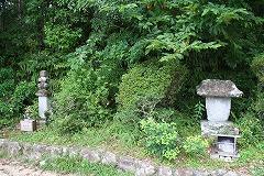 伏拝王子 和泉式部の碑